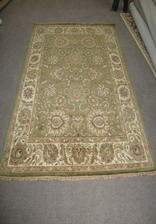 Ковер Antique Persian Antique Persian 9 Green/Iv 2.64 x 3.56 Саи Карпет Индия