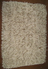 Ковер Snow Shag Snow Shag Natural 1.2 x 1.8 Саи Карпет  Индия