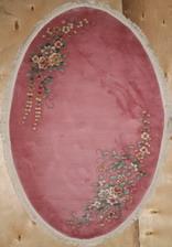 ковёр из шерсти ручной работы
